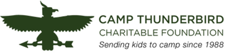Camp Thunderbird charitable foundation logo