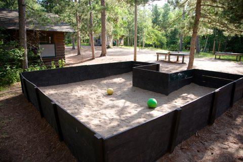 Camp Thunderbird recreation area
