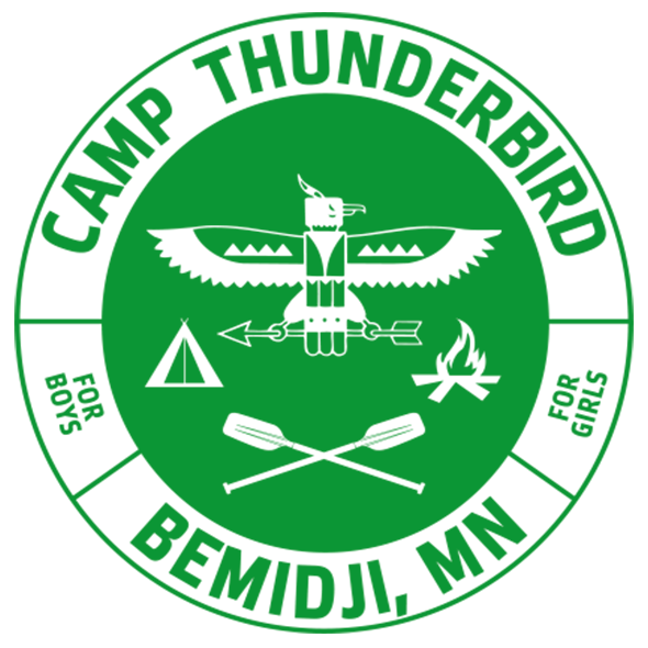 Camp Thunderbird Logo
